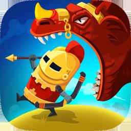 Ícone do app Dragon Hills