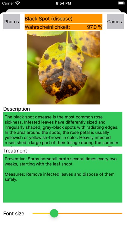 Plant diseases and pests screenshot-3