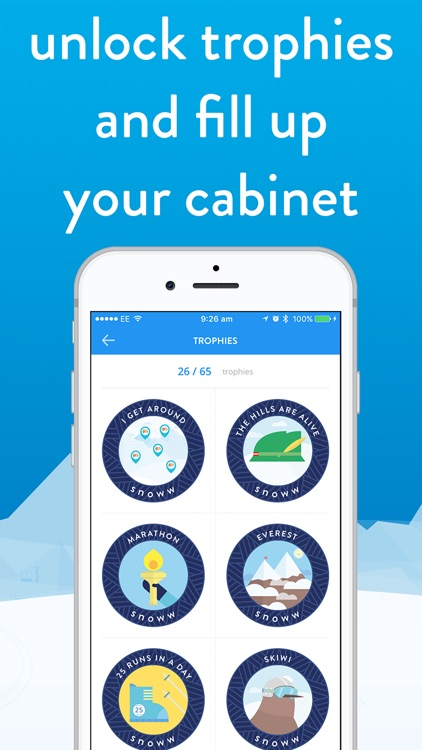 snoww: track your skiing screenshot-7