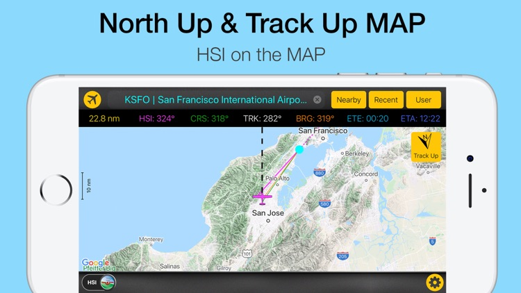 Direct-To Aviation GPS VFR IFR