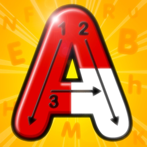 My Alphabet Writing