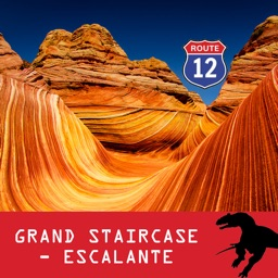 Grand Staircase Highway 12