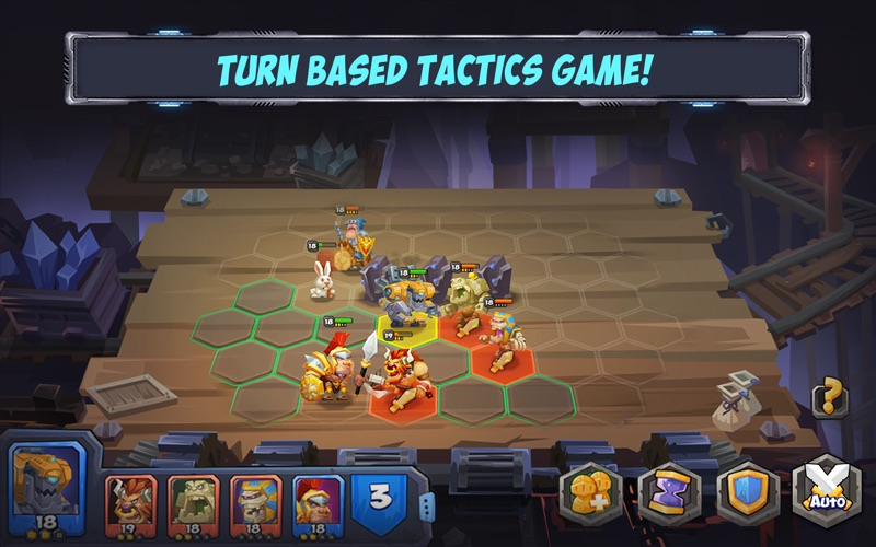 Tactical Monsters - iMac Preview