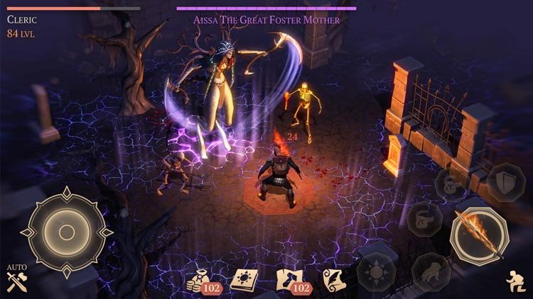 Grim Soul: Survival screenshot-4