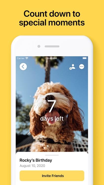 Horizon: Countdown Calendar