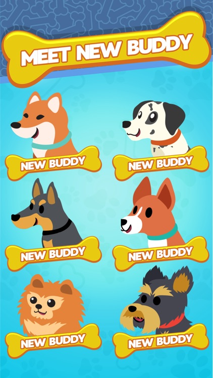 Merge Dogs Clicker Game
