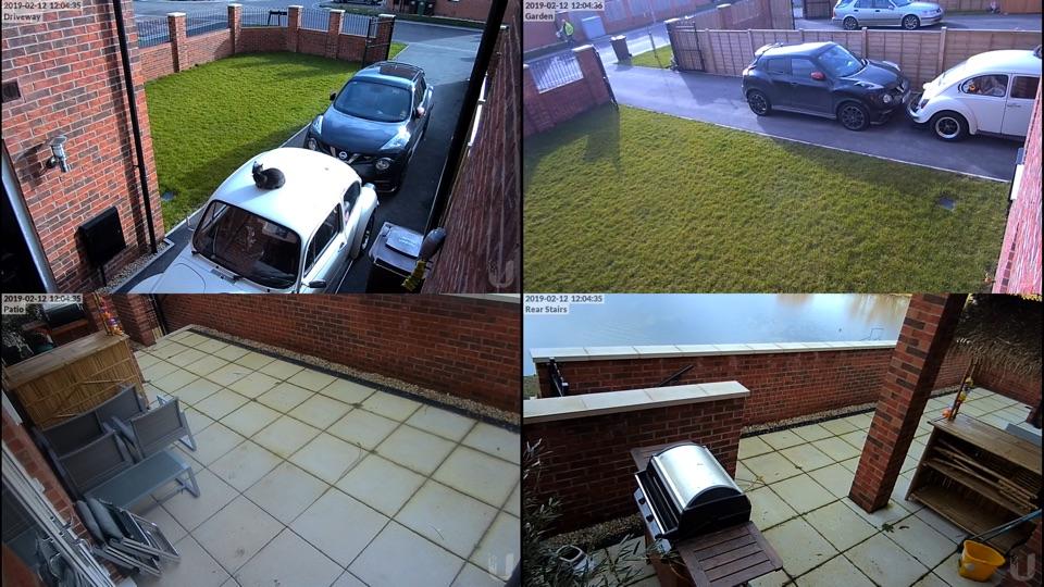 Screenshot #2 for CCTV Viewer
