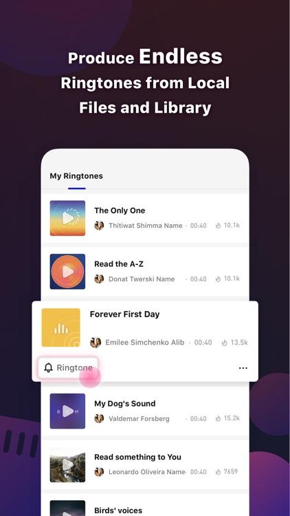 The Ringtoner - No PC Needed screenshot-3