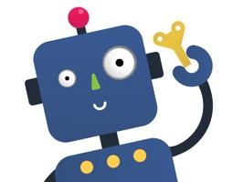 Robot Stickers Maker