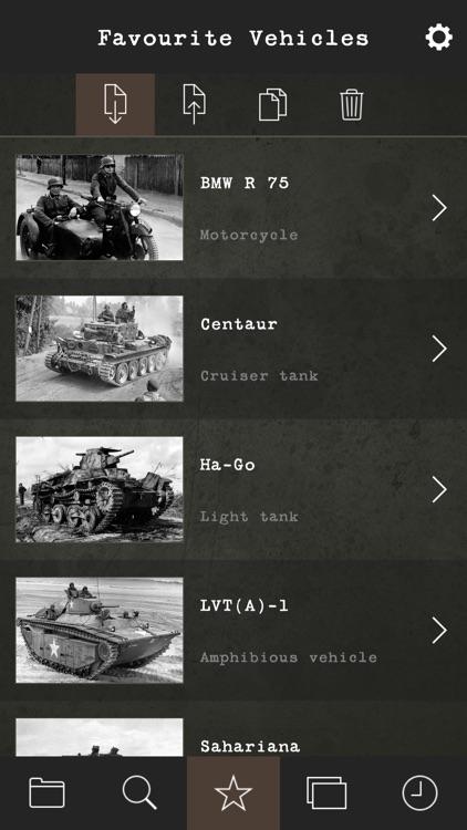 World War II Military Vehicles screenshot-5