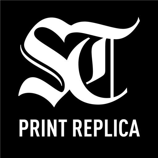 Seattle Times Print Replica