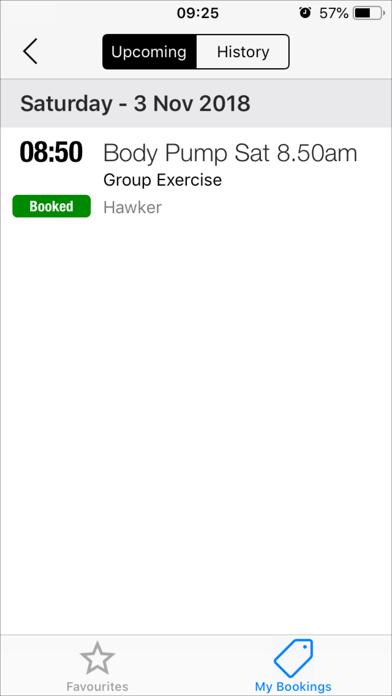 YMCA SPG screenshot four