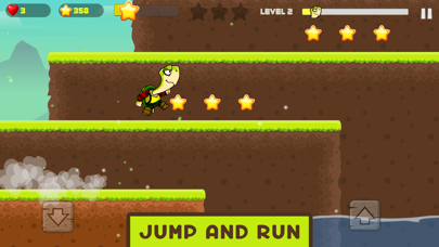 Jump Run: Jumping Race Runner