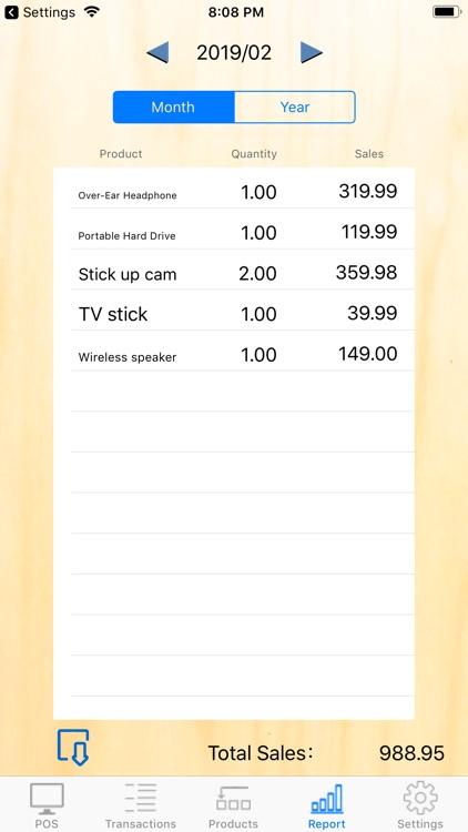 POS S Pro (Phone) screenshot-3