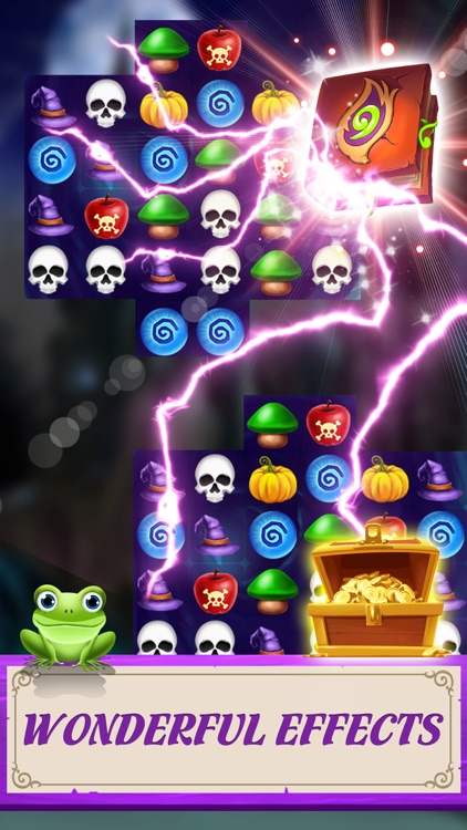 Magic Puzzle Legend: Match 3 screenshot-4