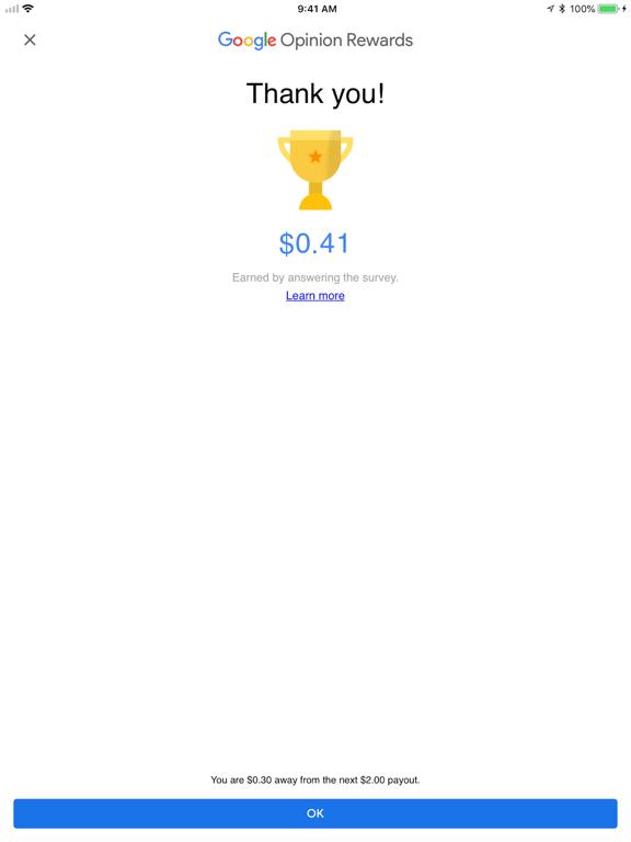 Google Opinion Rewards-ipad-1