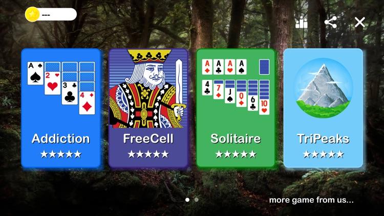 Addiction Solitaire. screenshot-6