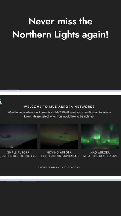 Live Aurora Network Iceland screenshot-5