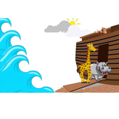 ‎Noah's Ark: Dash N' Splash