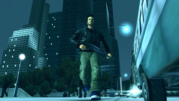 Grand Theft Auto III screenshot-0