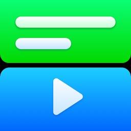 Split Screen View