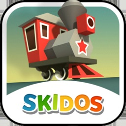 Kids Fun Math Games Cool Train
