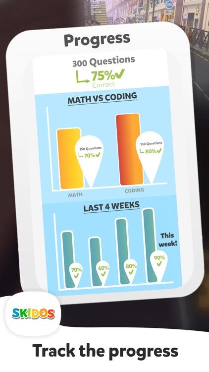 Math Games: 1st-4th Grade Kids screenshot-7