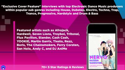 cancel EDM World Magazine +AAA #1 App app subscription image 1