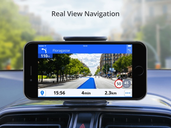 Sygic Europe - GPS Navigation Screenshots