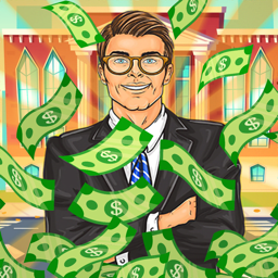 Ícone do app Rent Business Tycoon Game