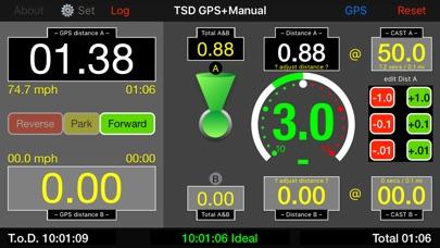 TSD GPS Manual screenshot 2
