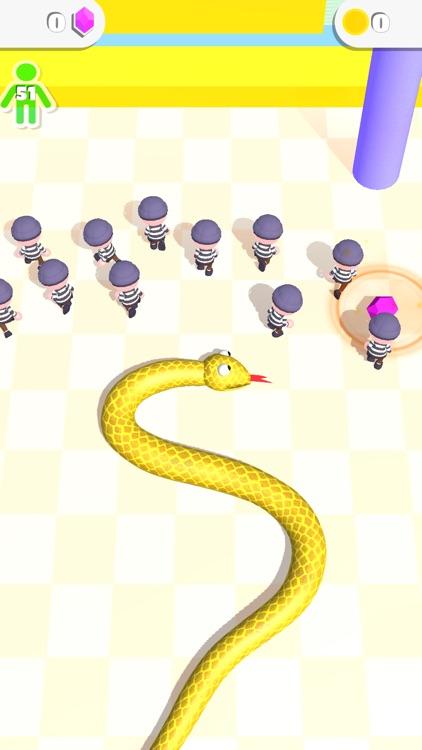 Snake Master 3D screenshot-9