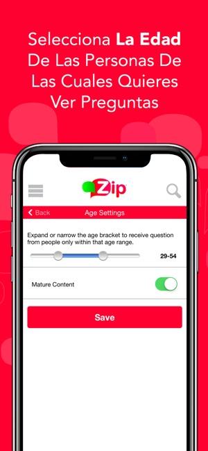 Zip - The Question Answer App en App Store
