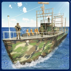 Activities of Army Criminals Transport Ship