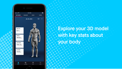 Naked — 3D Home Body Scanner screenshot two