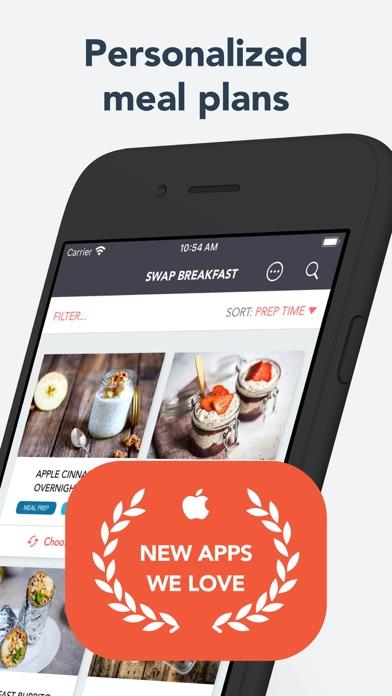 MealPrepPro: Meal prep plannerのおすすめ画像1