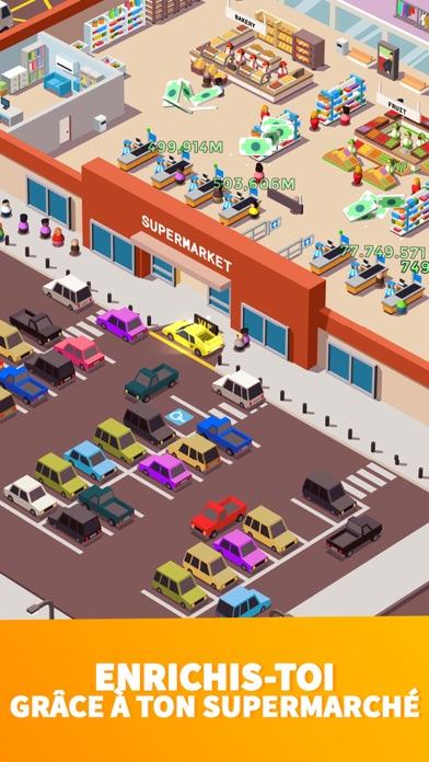 download Idle Supermarket Tycoon - Shop apps 2