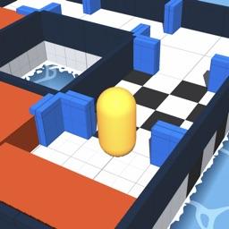 Fill Maze 3D!