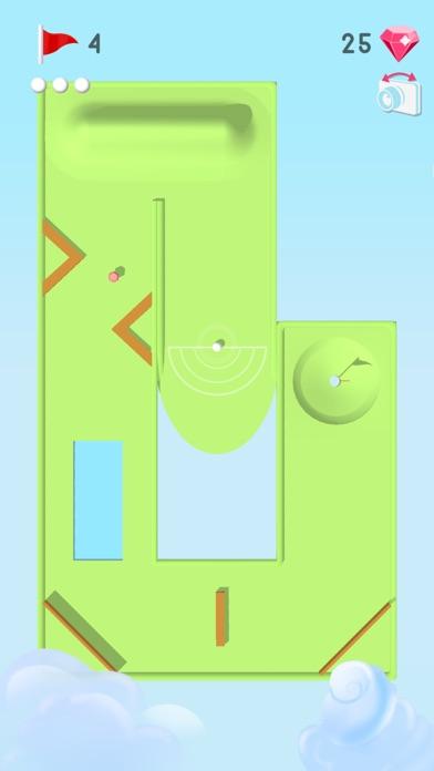 Pocket Mini Golf screenshot 4