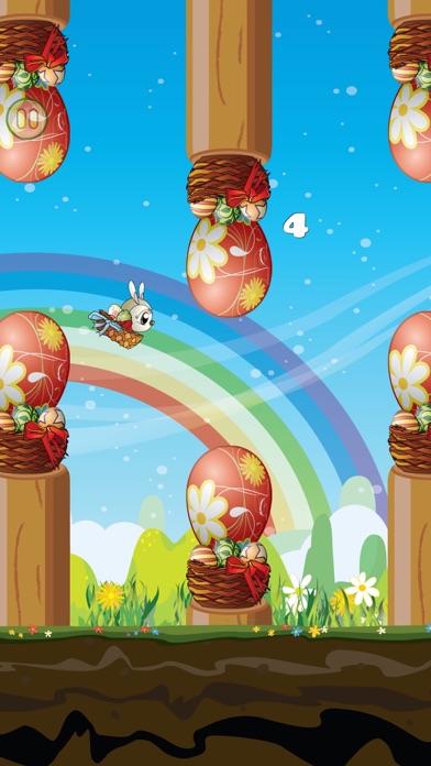 Monko Flappo PLUS-Flappy Monky screenshot two