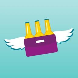 Durstexpress: Getränke per App
