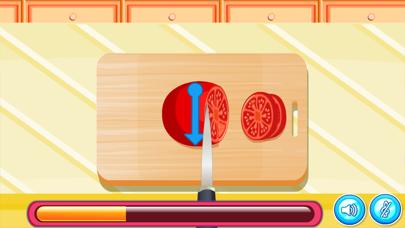 لعبة الطبخ – البيتزا اللذيذةلقطة شاشة2