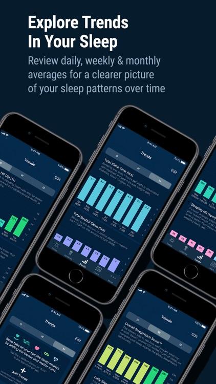 Sleep Watch by Bodymatter screenshot-8