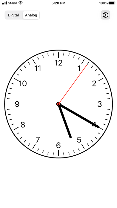 Stand -時計アプリのスクリーンショット4