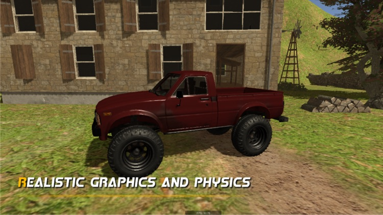 Real Offroad Simulator 3D screenshot-5