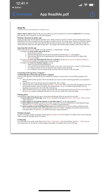 Documentz™ (+ Biz Tools) screenshot-7