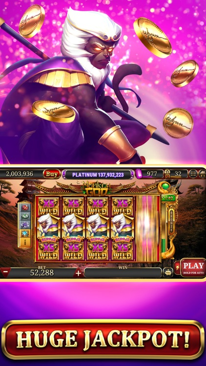 Wynn Slots - Las Vegas Casino screenshot-3