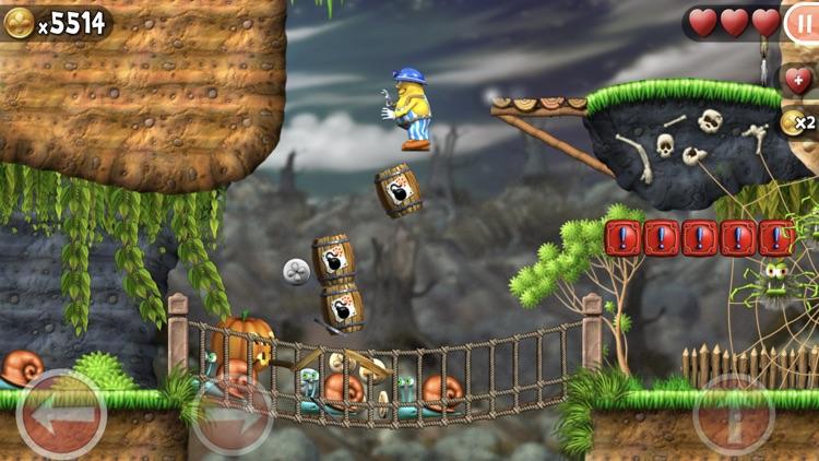 Incredible Jack: Jump and Run screenshot-7
