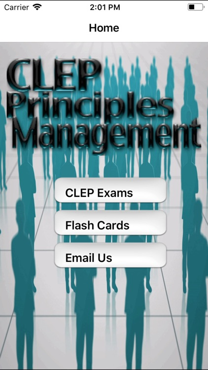 CLEP Principles of Management by Feraco media Inc