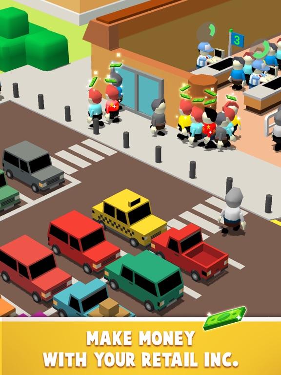 Idle Square Inc.: Mall Tycoon screenshot 7